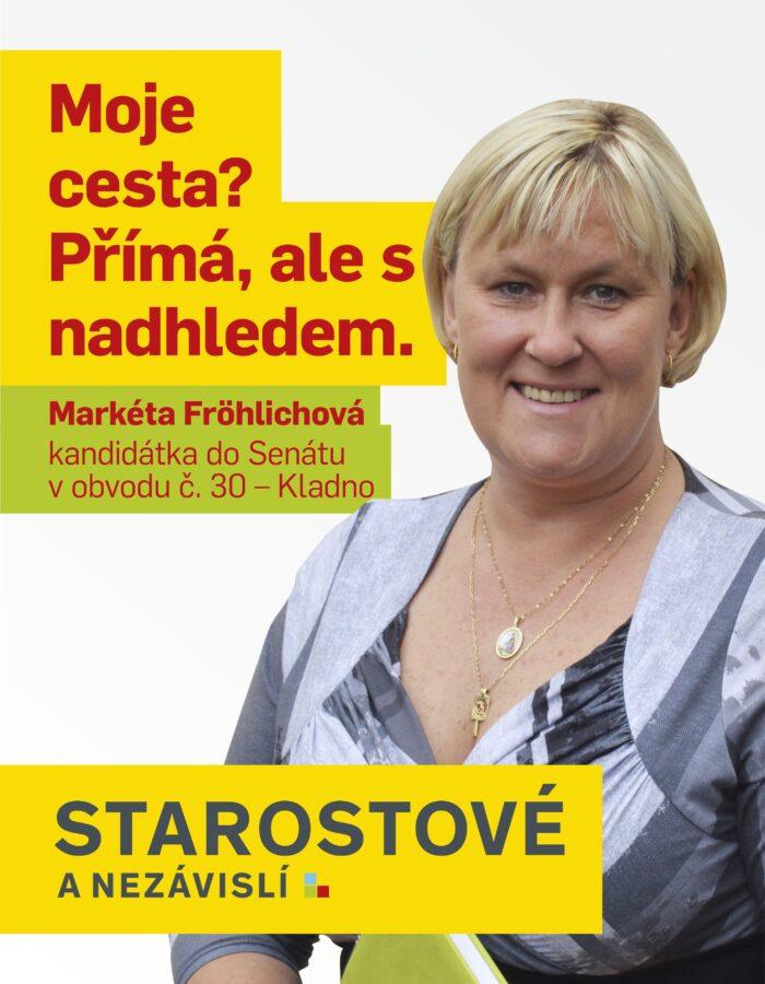MARKÉTA FRÖHLICHOVÁ