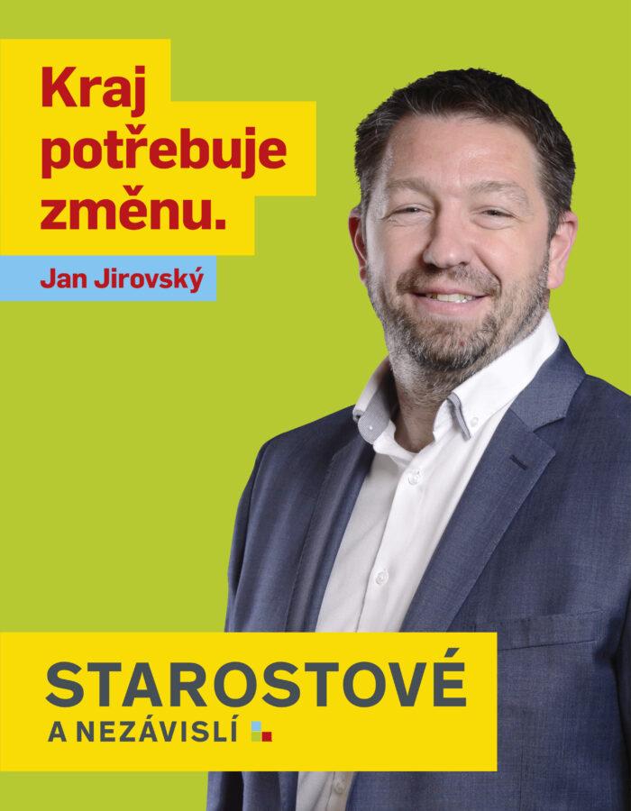 JAN JIROVSKÝ