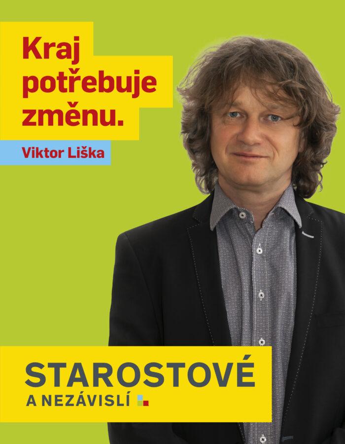 VIKTOR LIŠKA