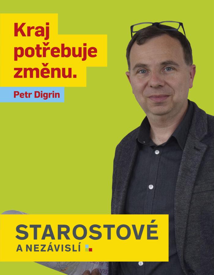 PETR DIGRIN