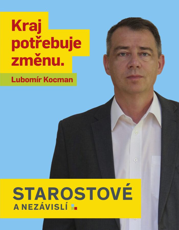 LUBOMÍR KOCMAN