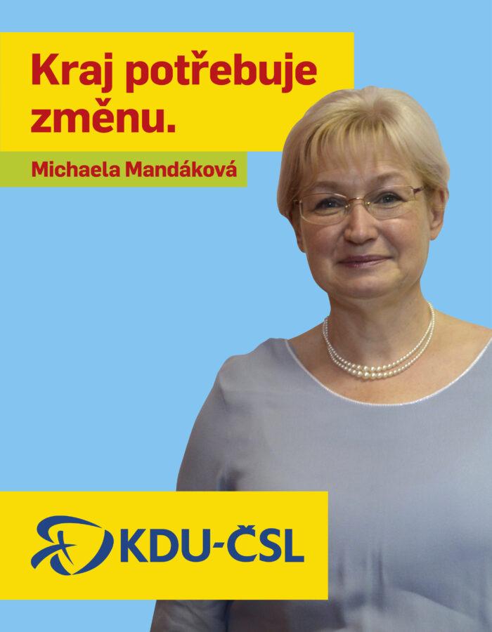 MICHAELA MANDÁKOVÁ