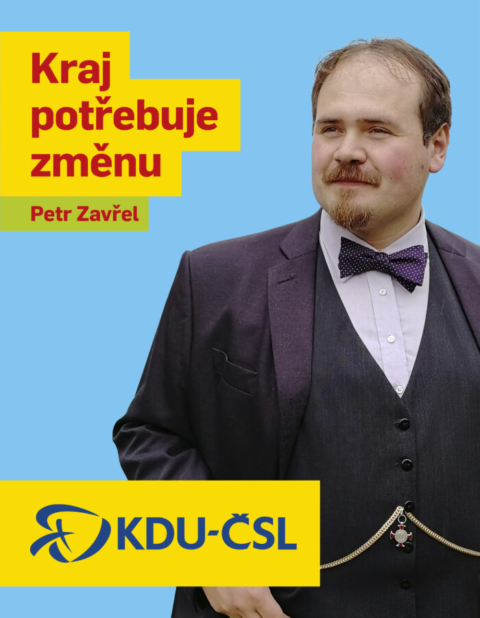 PETR ZAVŘEL