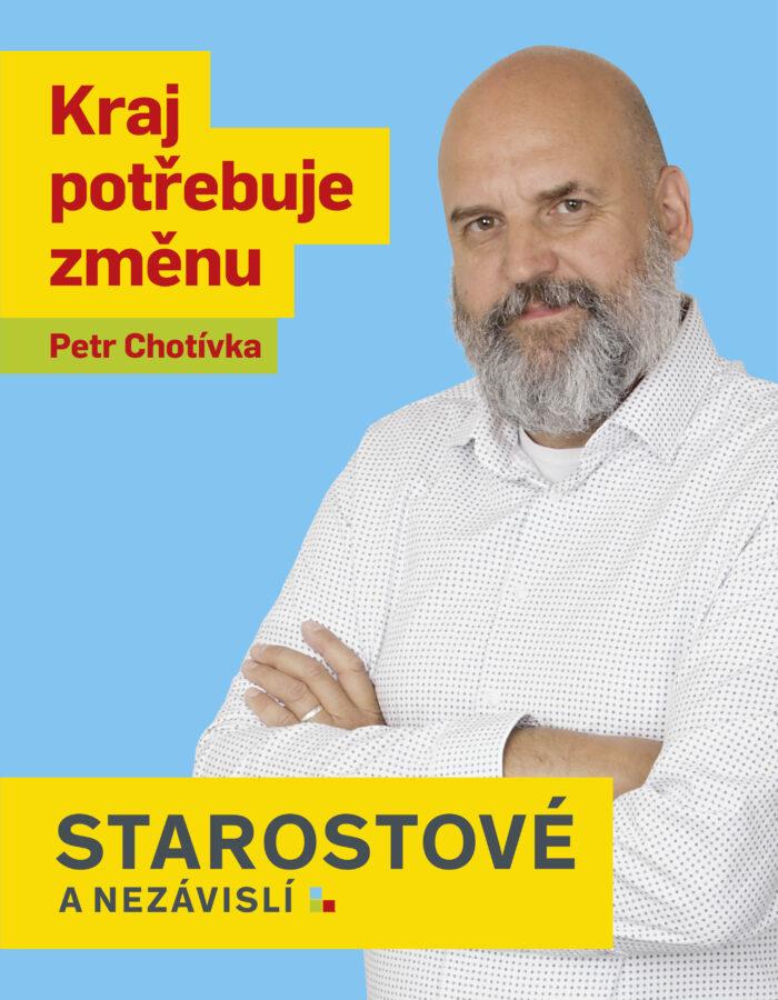 PETR CHOTÍVKA