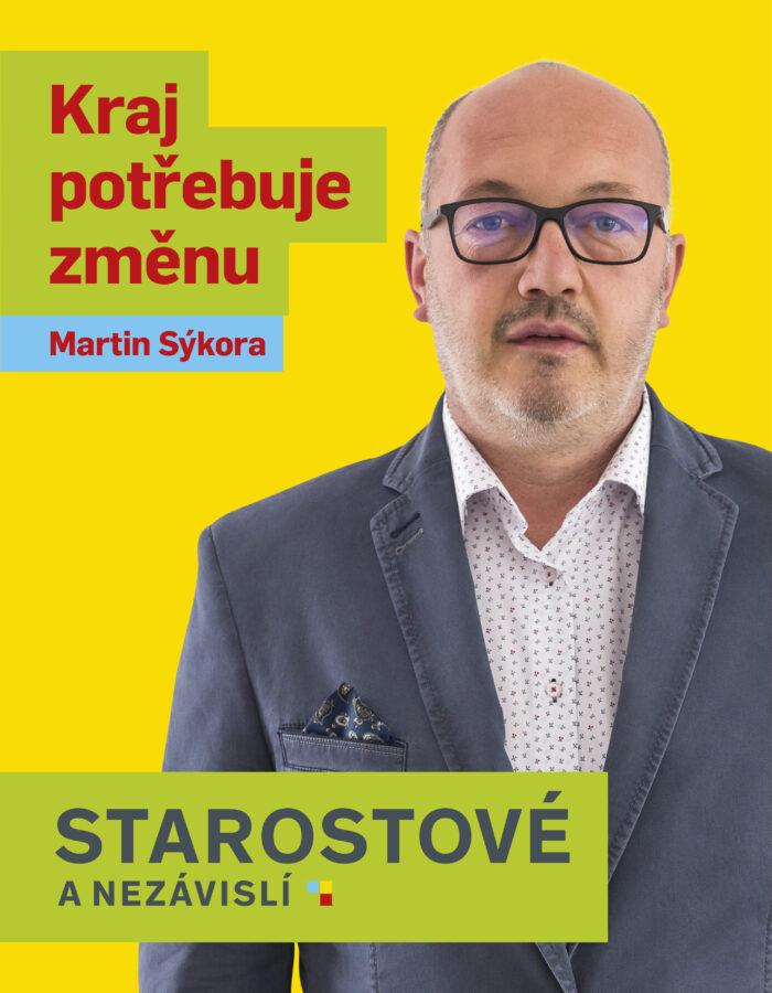 MARTIN SÝKORA