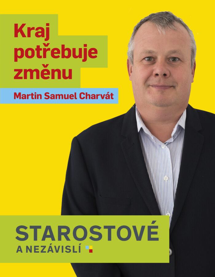 MARTIN SAMUEL CHARVÁT