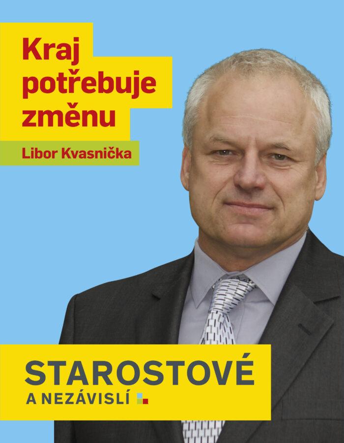 LIBOR KVASNIČKA