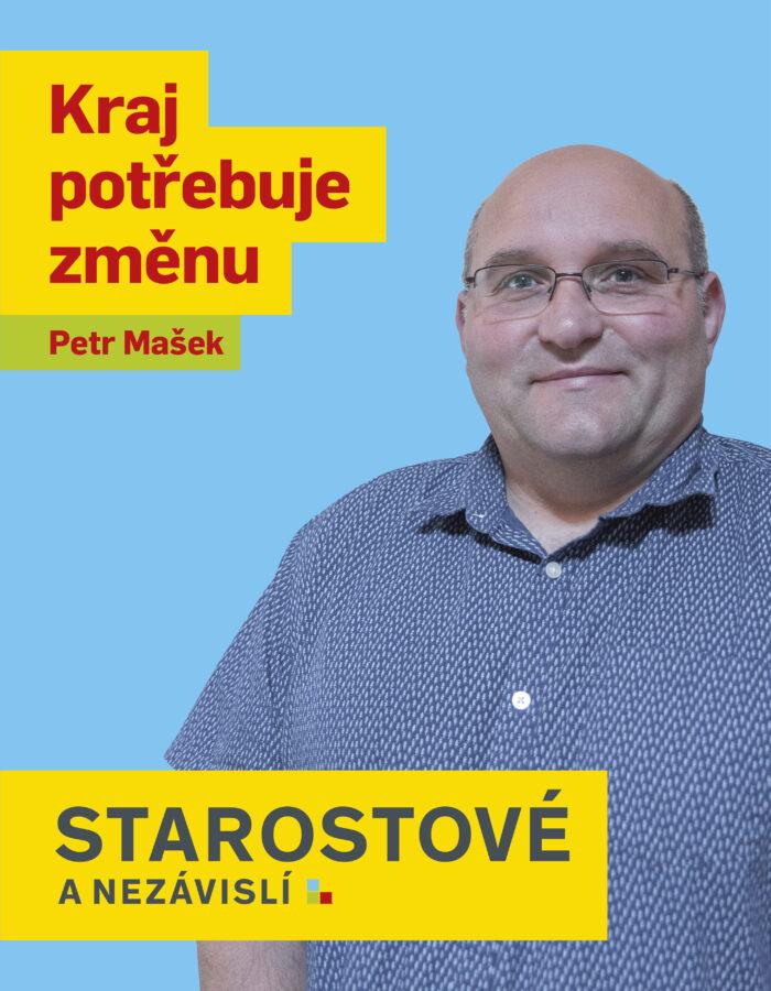 PETR MAŠEK